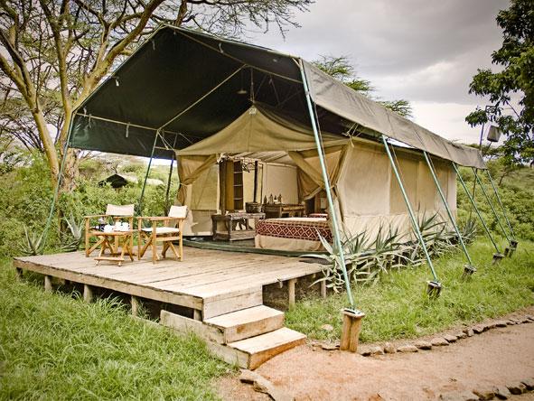 Laikipia & Mara 4x4 Safari - Hemingway-style safari