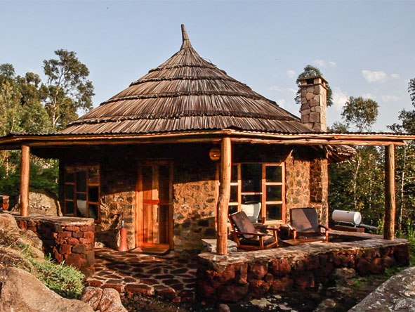 Mount Gahinga Lodge - Private & personalised