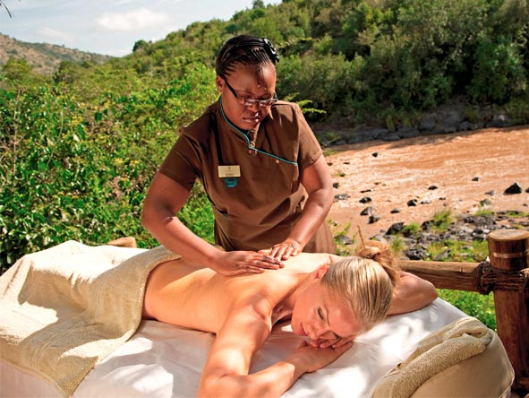 Olanana - Spa treatments