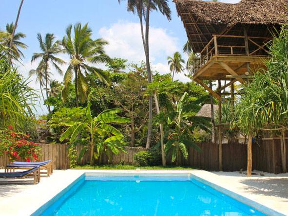 Matemwe Bandas - Swimming pool