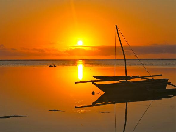 Matemwe Bandas - Sailing dhows