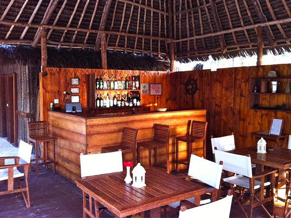Matemwe Bandas - Plenty of amenities