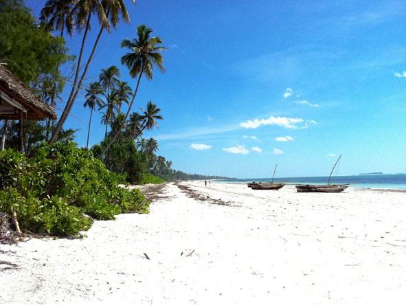 Matemwe Bandas - Miles of beach