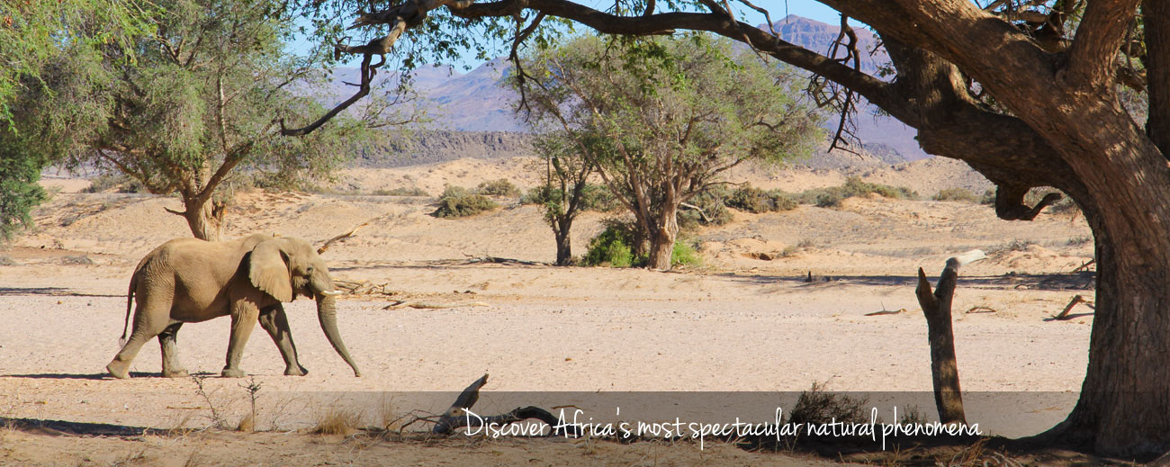 The Top 4 Natural Wonders of Secret Africa Banner