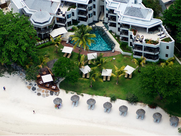Le Cardinal Exclusive Resort - Stunning beaches