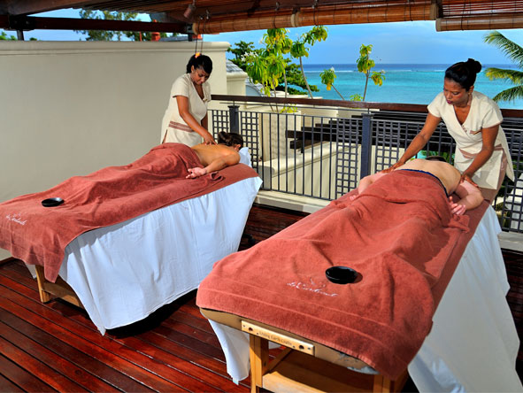 Le Cardinal Exclusive Resort - Massage & beauty treatments