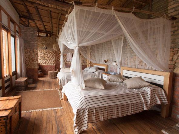 Gorilla, Culture & Wildlife Fly-in Safari - Plenty of amenities
