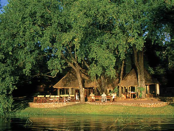 Secluded Vic Falls, Kruger & Seychelles - Zambezi River