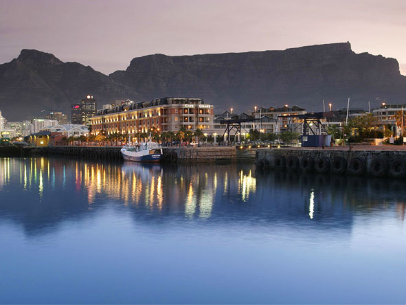 Romantic Cape, Kruger & Beach Adventure - V&A Waterfront