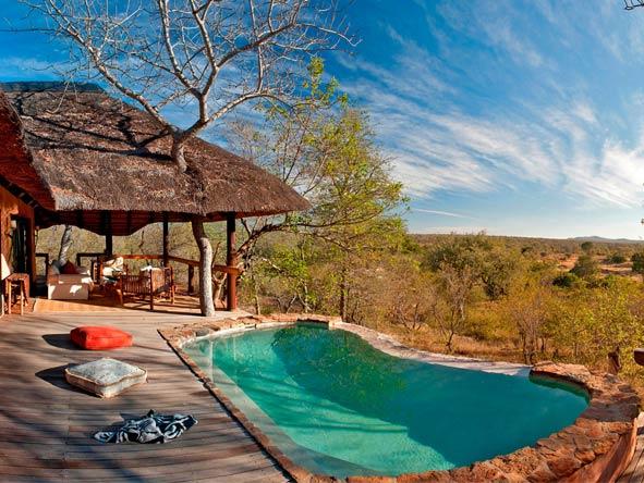 Romantic Cape, Kruger & Beach Adventure - Swimming pool