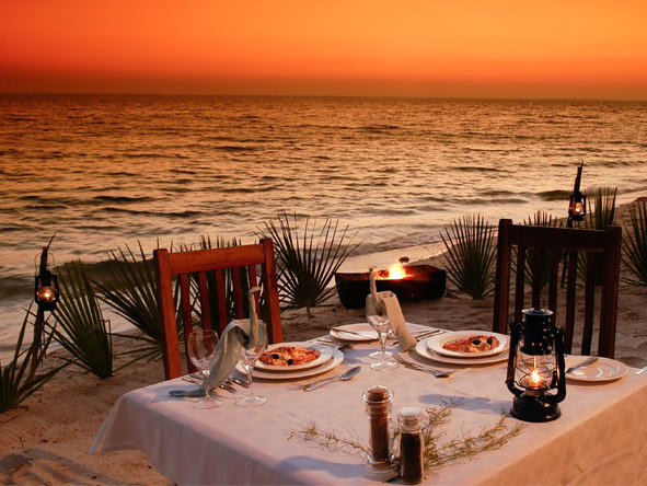 Romantic Cape, Kruger & Beach Adventure - Private dinners