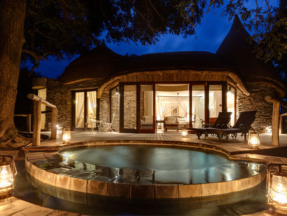 Decadent Safari & Seychelles Islands - Private plunge pools