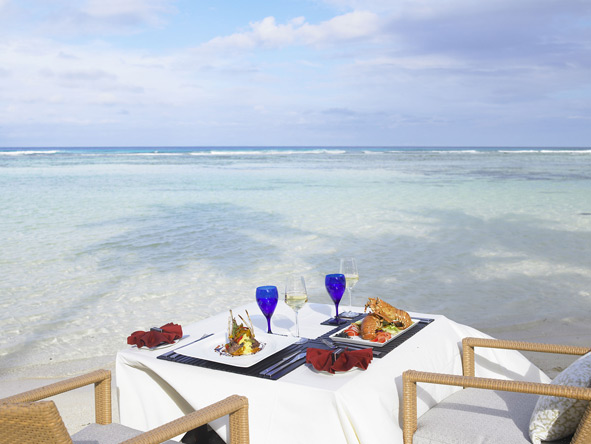 Decadent Safari & Seychelles Islands - Private dining