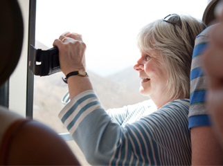 Insider Tips for Going Up Table Mountain - photograph