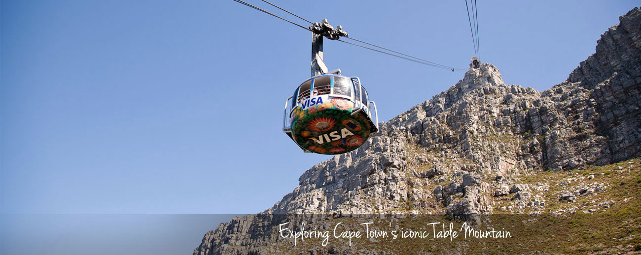 Insider Tips for Going Up Table Mountain - Banner