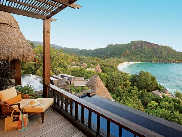 Splendid Seychelles - Spectacular ocean views