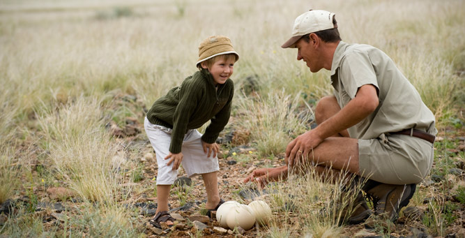 Top 7 places for kids' safaris Sossusvlei