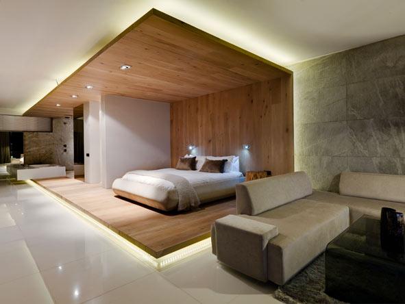 POD bedroom