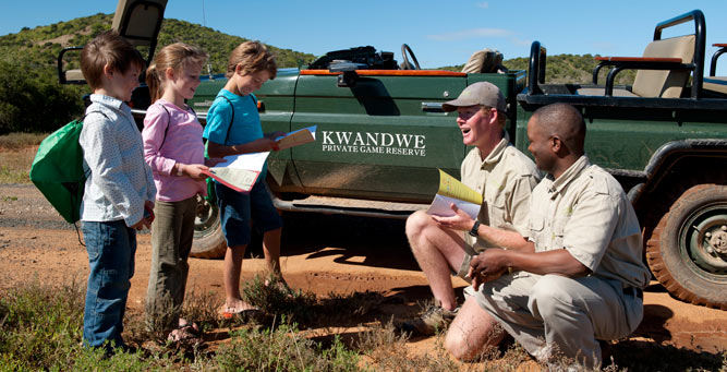 Top 7 places for kids' safaris Kwandwe 2