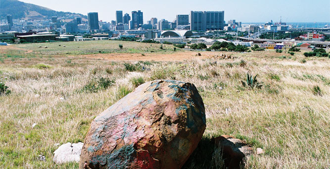 Cape Town is the World Design Capital for 2014 District 6