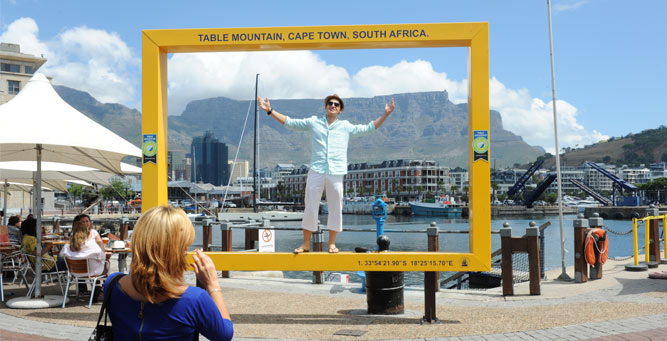 Cape Town is the World Design Capital for 2014 Table Mountain