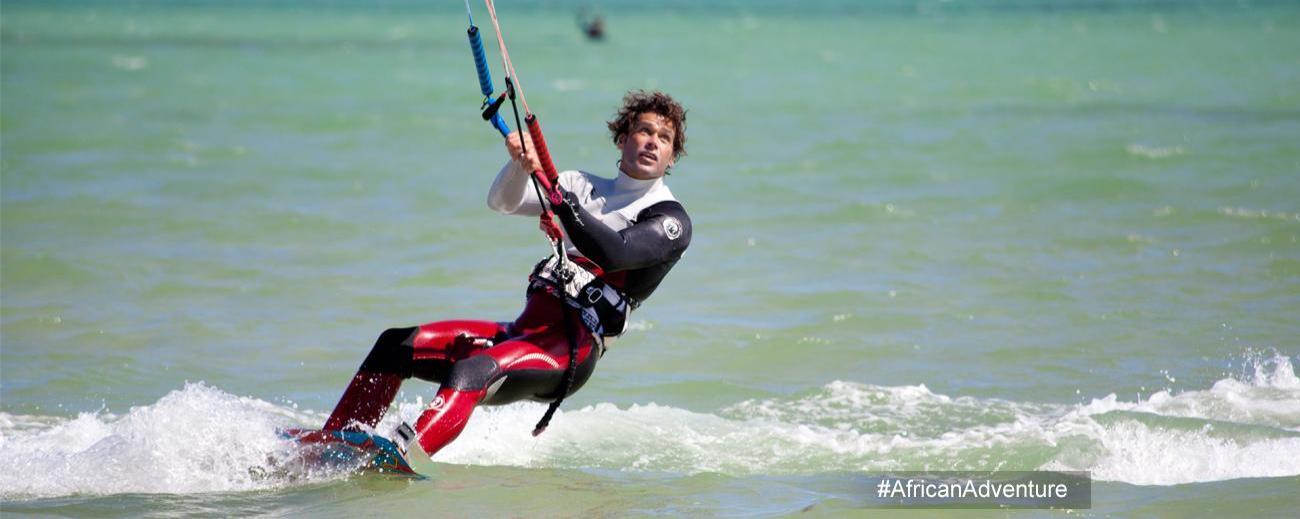 African Adventure kitesurfing - banner1