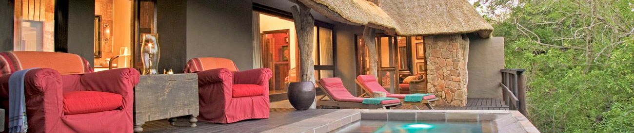 Singita Ebony Lodge