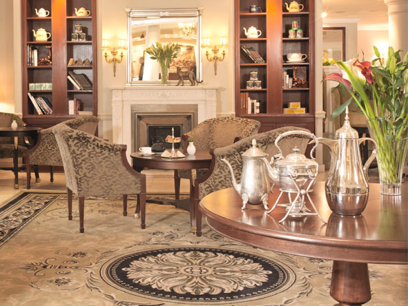 The Norfolk Hotel - Colonial ambience