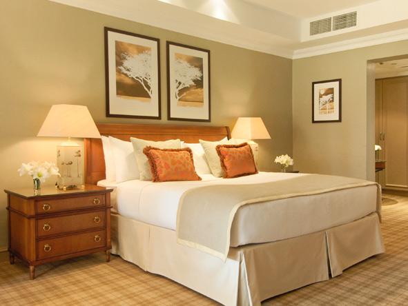 The Norfolk Hotel - Fabulous amenities