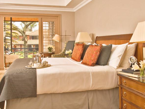 The Norfolk Hotel - Spacious suites