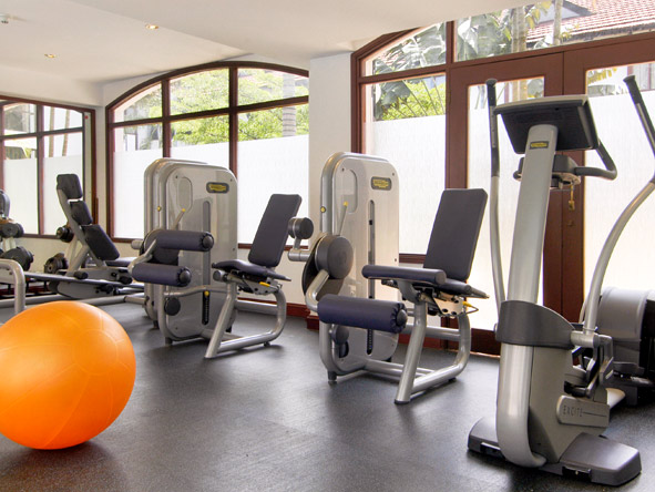The Norfolk Hotel - Fitness centre