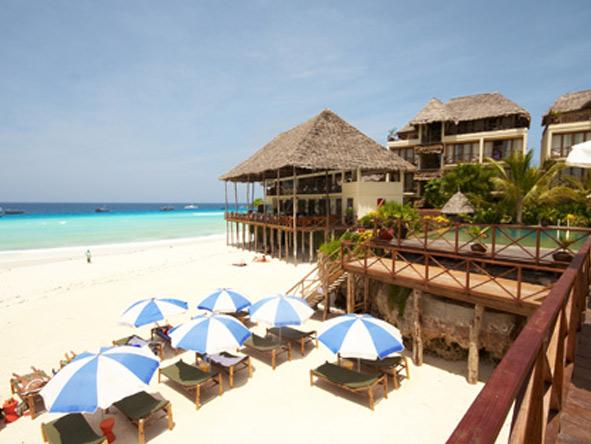 The Z Hotel - White sandy beaches