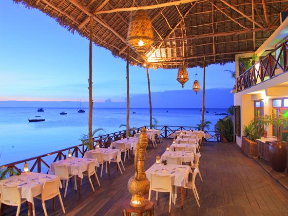 The Z Hotel - Alfresco dining