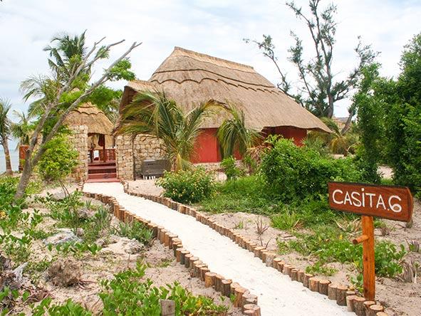 Benguerra Island - Small & intimate