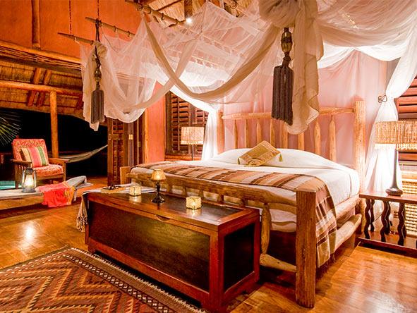 Benguerra Island - Spacious suites