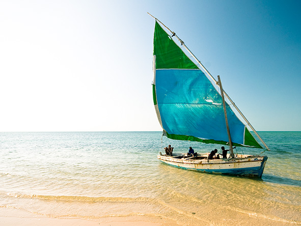 Benguerra Island - Traditional dhow cruises