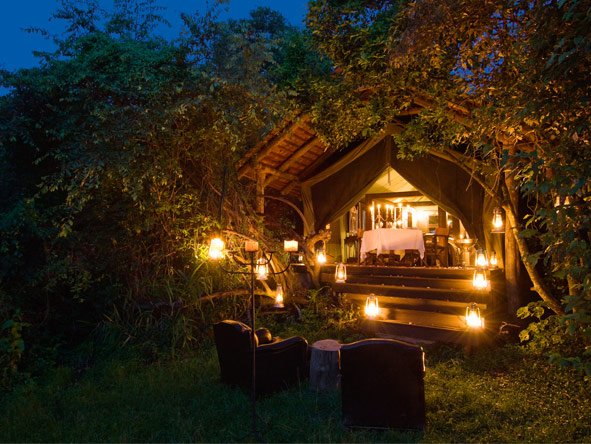 Bateleur Camp - Tented suites