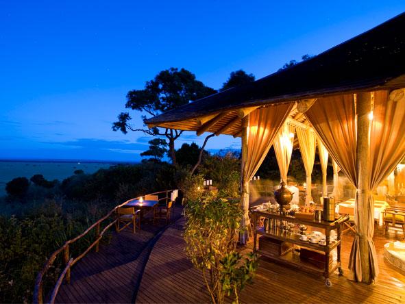 Bateleur Camp - Panoramic views
