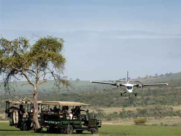 Klein's Camp - Fly-in safari