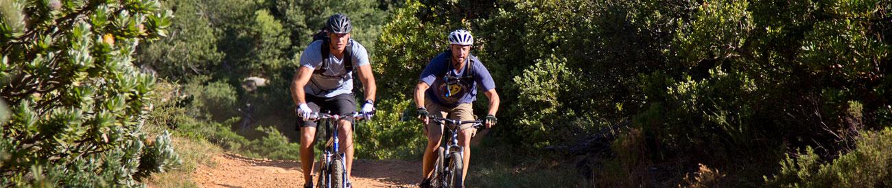 Hikes & Bikes
