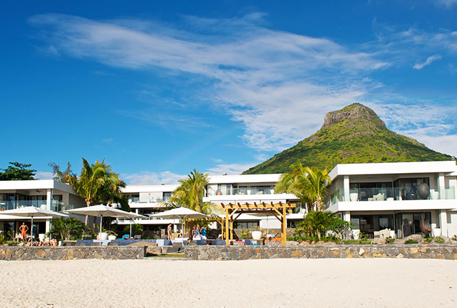 Family Beach Villas blog - Mauritius 2