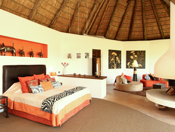 Solio Lodge - Spacious cottages