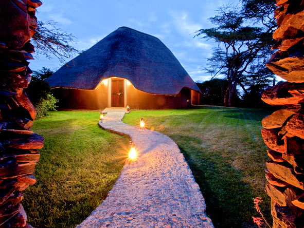 Solio Lodge - Traditional design & modern comforts