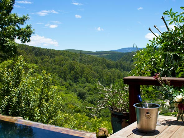 Tanamera Lodge - Stunning views