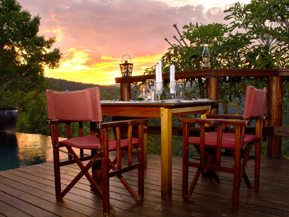 Tanamera Lodge - Small & intimate