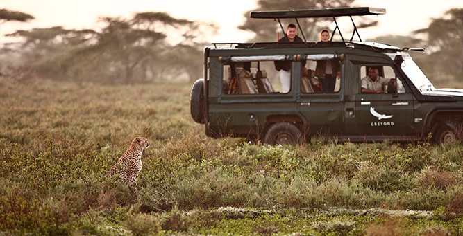 Top 5 African Bucket List Experiences for Couples  Tanzania 3
