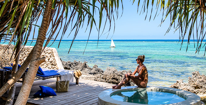 Where to Go in Africa in June - Zanzibar 1