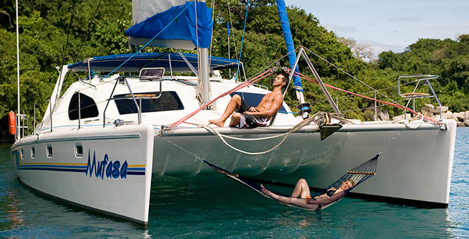 The Ultimate African Water Sports Bucket list Yacht 1