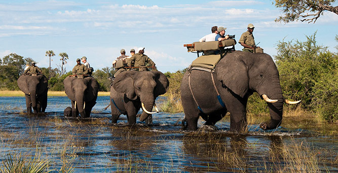 Top 10 Riding Adventures In Africa - Abu