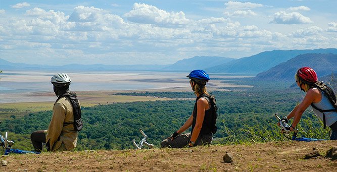 Top 10 Riding Adventures In Africa - Lake Manyara